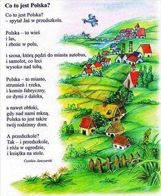 Learn Polish, Teacher Morale, Polish Language, Visit Poland, Learn German, Preschool Kindergarten, Journal Prompts, Music Education, Primary School