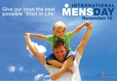 Happy International Men's Day !  From - Us2guntur