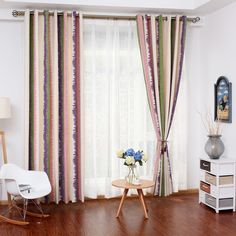 4 Creative And Inexpensive Unique Ideas: Kids Curtains Valance colorful curtains link.Velvet Curtains Dining Tables no sew curtains.No Sew Curtains. Beige Curtains, Purple Curtains, No Sew Curtains, Shabby Chic Curtains, Ikea Curtains, Drop Cloth Curtains, Burlap Curtains, Floral Curtains, Curtains Living