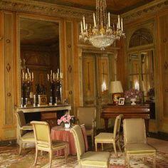 Hôtel de Bourrienne, boiseries Directoire