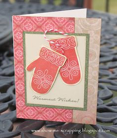 Show Me Scrapping: Very Merry Christmas - October 2012 Stamp of the Month - just $5 with qualified purchase