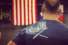 Barbells and freedom. www.jekyllhydeapparel.com