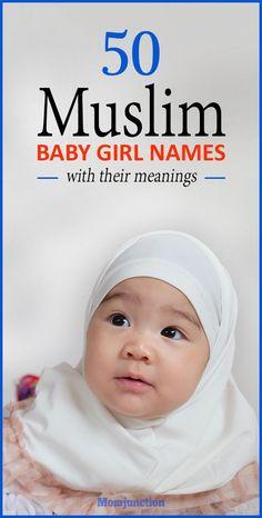 Trendy Baby Names Girl Muslim Ideas – Baby's Naam Classy Baby Girl Names, Names Of Baby Girl, Name Of Girls, Baby Boy Names Strong, List Of Girls Names, Baby Girl Names Unique, Girl Names With Meaning, Beautiful Girl Names, Baby Names And Meanings