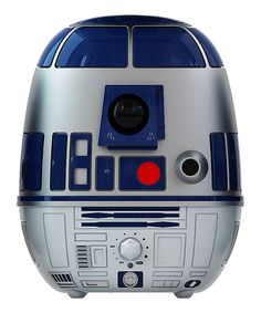 Awesome for the boys room! This Star Wars R2-D2 One-Gallon Humidifier is perfect! #zulilyfinds