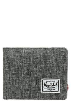 Passt in jede Hosentasche! Herschel ROY - Geldbörse - raven für 29,95 € (24.10.16) versandkostenfrei bei Zalando bestellen.