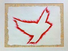 PeaceBomb - Japan 2 Credit: Marisha Gulmann (Click to Support Artist) #peacebomb #peace #miaawcom #red #japan #support #art #artist