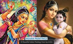 30 Controversial MF Hussain Paintings - Most Famous Indian Artist Mysore Painting, Rajasthani Painting, Krishna Painting, Madhubani Painting, Mughal Paintings, Indian Paintings, Mf Hussain Paintings, Famous Indian Artists, Raja Ravi Varma