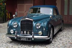 Bentley S1 Continental (1959), great color for a classic car ....we have classic deals for drivers wheel alignment most cars $45, oil change, most cars, plus free tire rotation $25, come see our site and get great offers http://www.106sttire.com