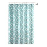 Found it at Wayfair - Merritt Printed Polyester Shower Curtain