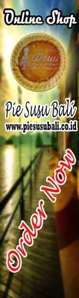 Pie Susu Bali : Jual Oleh Oleh Khas Bali Paling Enak