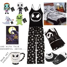 """""""The Nighmare Before Christmas"""" by teresa-morgan on Polyvore"""