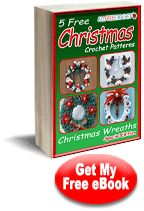 5 Free Christmas Crochet Patterns eBook