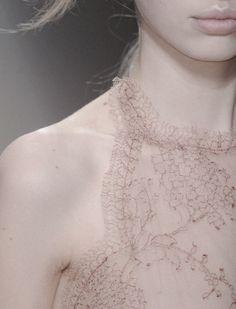 exquisite lace detail