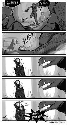Destiny 2 - Leviathan Raid by Zennore on DeviantArt Bungie Destiny, Destiny Cayde 6, Destiny Comic, Destiny Hunter, Anime Couples Manga, Cute Anime Couples, Anime Girls, Gamer Humor, Gaming Memes