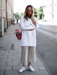 20 trendy how to wear nike outfits casual street styles Nike Outfits, Casual Outfits, Fashion Outfits, Women's Fashion, Casual Street Style, Street Style Women, Nike Cortez White, Nike Skirts, Comfy Casual