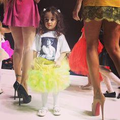Little cutie in models world  #kids #fashion #fashionblogger #mfw #loveit #beautiful #little #cute #baby #babies #littlefashion #instadaily #instamood - @daria_kunilovskaya- #webstagram