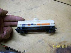 "Tichy Train Group 54/"" Dome Tank Car Kit HO Scale New"