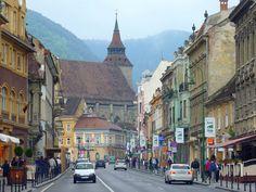 transylvanialand:  Black Church (Biserica Neagră) in Brașov, Romania by frans.sellies on Flickr.