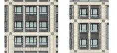Bildresultat för Многофункциональный жилой комплекс в Екатеринбурге. Фрагмент фасада корпуса А. Проект, 2016 © T+T Architects