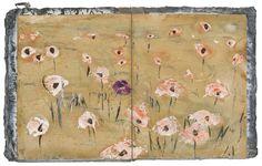 """Anselm Kiefer, """"Blutblume"""", 2001, collection particulière"""