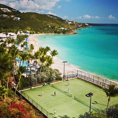 Who wants to play tennis now? :)