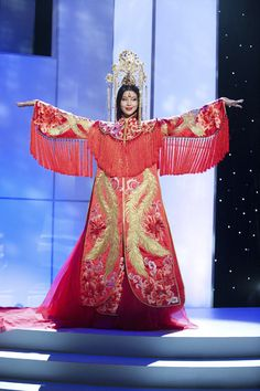 Miss China | Community Post: 30 Gorgeous Miss Universe National Costumes
