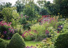 Deryck Body's garden, Kent, United Kingdom