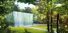 L'incredibile parco pubblico in cui si cammina tra gli alberi (FOTO E VIDEO)