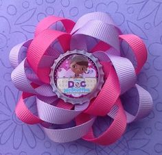 Hairbows  Girls Hair Accessories  Doc by oliviasgirlyboutique, $7.00