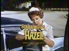 HAZEL Season 4 Intro/Theme Syndicated SHIRLEY BOOTH 1964-65
