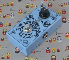 Fredric Effects - London - Hand-made boutique guitar pedals