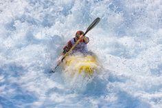 Photograph Extreme Kayaking by Tord Andre Oen on Kayaking Quotes, Kayaking Tips, Vikings, Canoa Kayak, White Water Kayak, Beautiful Norway, Kayak Adventures, Outdoor Adventures, Whitewater Kayaking