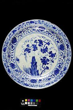 Plat Samarcand 1400-1450