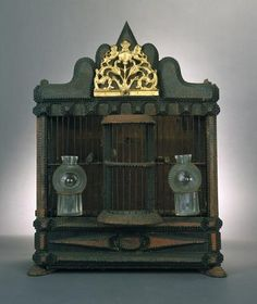 18th century birdcage