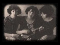 The Boswell Sisters - Sophisticated lady (1933)