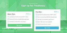 20 Examples Of Pricing Pages in Web Design
