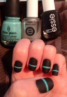 Nail polish design :)