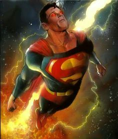 Superman in the space