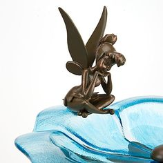 tinkerbell bird bath   Tinker Bell Bird Bath   Outdoor & Garden   Disney Store