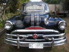 1953_PontiacChieftain. Had this one in the early '70s in Maroon color. Great car.