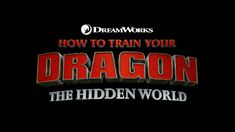 It's finally out!!! The title for the third HTTYD movie!