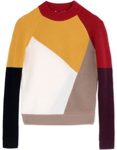 CARVEN Long Sleeve Sweater. #carven #cloth #sweater