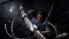 Alita: Battle Angel Trailer Released Globally During Special Event - MUSE Alita Movie, The Lion King, The Matrix, Angel Movie, What Is Anime, Space Movies, Battle Angel Alita, Demon Art, Movie Posters