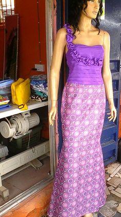 My African Evening/occasion Gowns, Fashion Training - Fashion - Nigeria