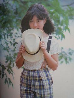Japanese Fashion, Japanese Girl, Aesthetic Japan, Photo Reference, 80s Fashion, Ladies Fashion, Yamaguchi, Vintage Photography, Aesthetic Clothes