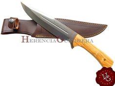 Cuchillo Muela Jabali 21-OL