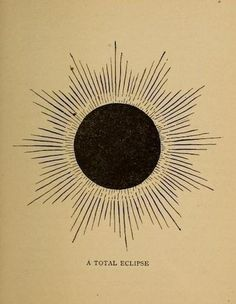 """Graphic Design - Graphic Design Ideas - nemfrog: """"""""A total eclipse."""" Astronomy, the sun and his family. """" Graphic Design Ideas : – Picture : – Description nemfrog: """"""""A total eclipse."""" Astronomy, the sun and his family. Trendy Tattoos, New Tattoos, Cool Tattoos, Sun Moon, Stars And Moon, Wm Logo, Eclipse Tattoo, Tattoo Sonne, Abstrakt Tattoo"""