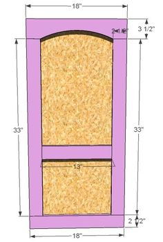 Ana White | Build a Build a Playhouse - Front Wall Options and Door | Free and Easy DIY Project and Furniture Plans