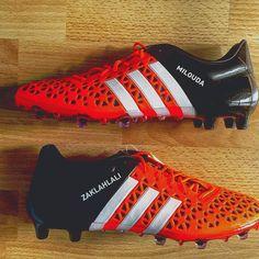 """online store 498f8 687d9 """" adidasfootball  ace  15.1 Adidas Ace 15.1 pour Zakaria Lahlali joueur de  C.R.A"""