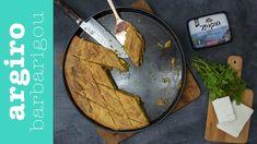 Κολοκυθόπιτα με φέτα • Keep Cooking by Argiro Barbarigou Greek Cooking, Cooking Videos, Pie Dish, New Recipes, Feta, Food And Drink, Vegetarian, Dishes, Lenten